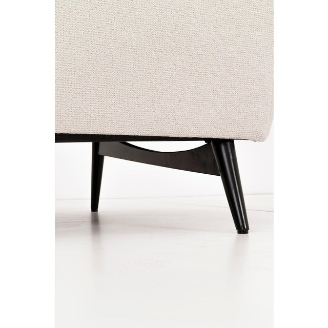 Lacquer Paul McCobb Geometric Sofa For Sale - Image 7 of 8