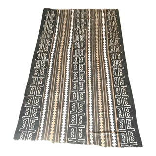 Antique African Mud Cloth Textile