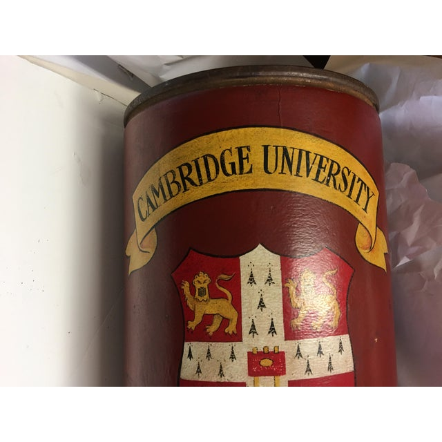 Cambridge University Polo Club Members Sticks Can - Image 4 of 7