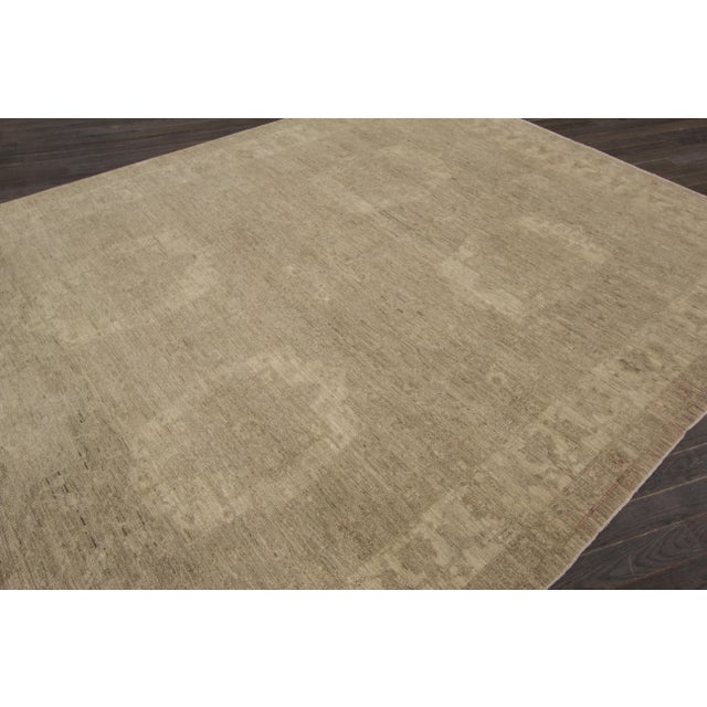 """Textile Apadana New Indian Rug - 8' x 10'8"""" For Sale - Image 7 of 7"""