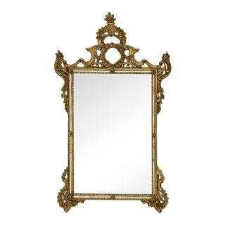 Louis VI Style Rococo Mirror For Sale