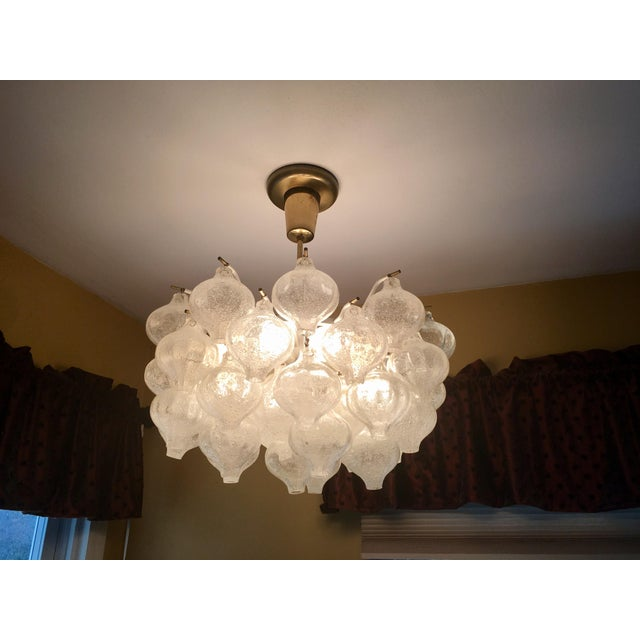 "Austrian ""Tulipan"" Chandelier by Kalmar - Image 7 of 7"