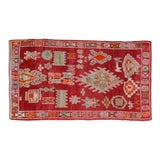 Image of Vintage Moroccan Rug - 8'4'' X 4'10'' For Sale