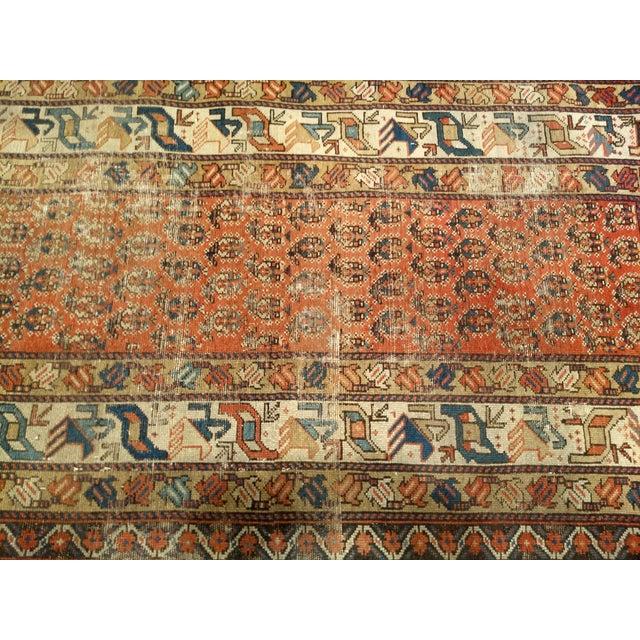 Islamic 19th Century Kazak Rug 3′1″ × 5′6″ For Sale - Image 3 of 13