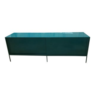 Re: 379 Credenza in Buffed Lacquered Finish For Sale