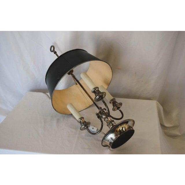 French Bouilotte Lamp For Sale - Image 9 of 13