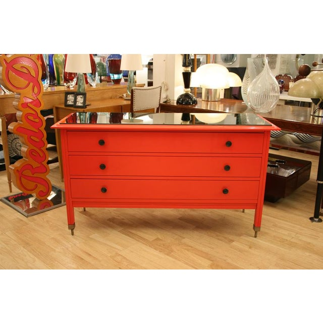 Sormani Carlo De Carli Chest of Drawers For Sale - Image 4 of 6