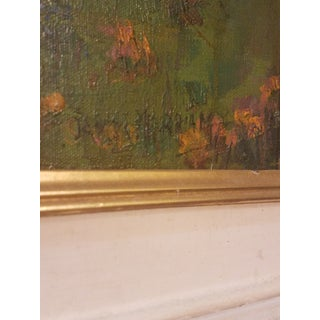 James Merriam California Wild Flowers Landscape Painting Preview