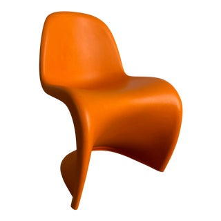 Panton Junior Chair by Verner Panton, From Vitra. For Sale