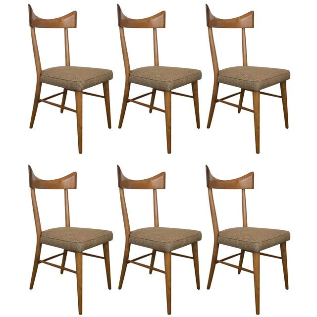 Vintage Mid Century Paul McCobb for Planner Group Dining Chairs- Set of 6 For Sale - Image 12 of 12