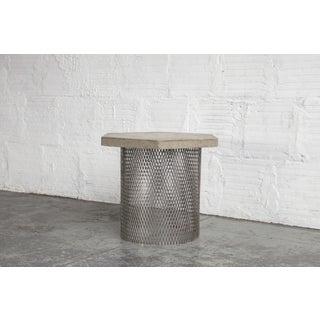 Concrete & Wire Concept Side Table Preview