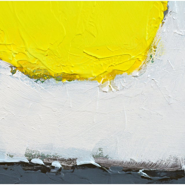 'Color Composition' Original Abstract Painting by Lars Hegelund For Sale - Image 10 of 11