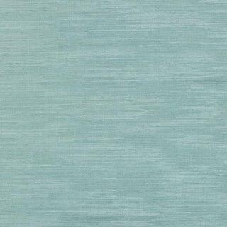 Scalamandre Riva Moire Fabric in Celeste Sample For Sale