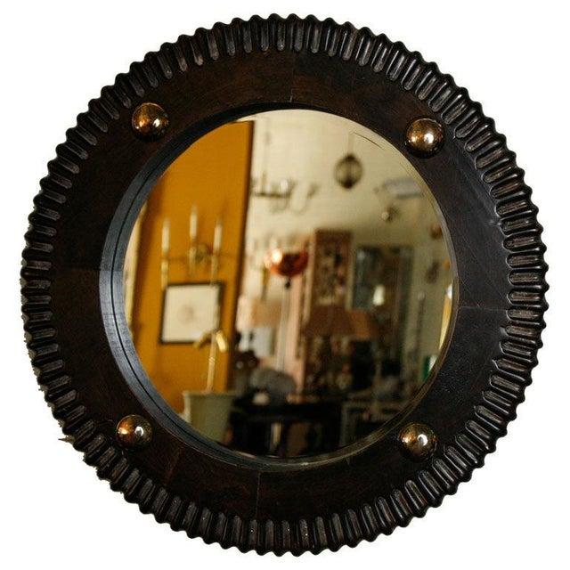 Paul Marra Gear Style Mirror - Image 2 of 8