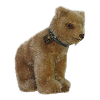 Steiff Bear Cub Stuffed Toy