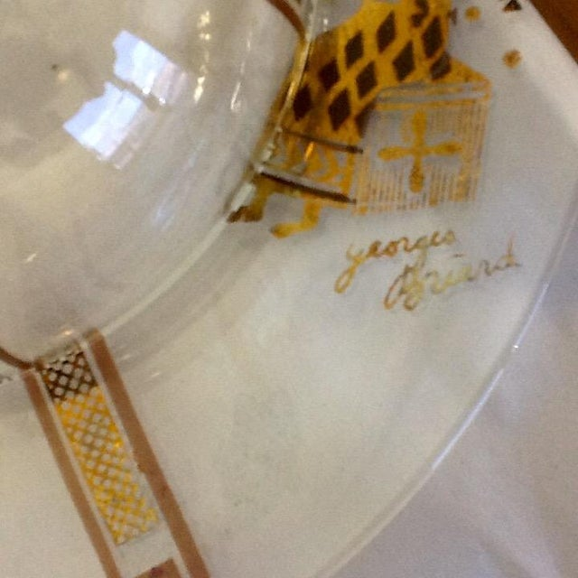 Georges Briard Domed Cheese Set - Image 5 of 6