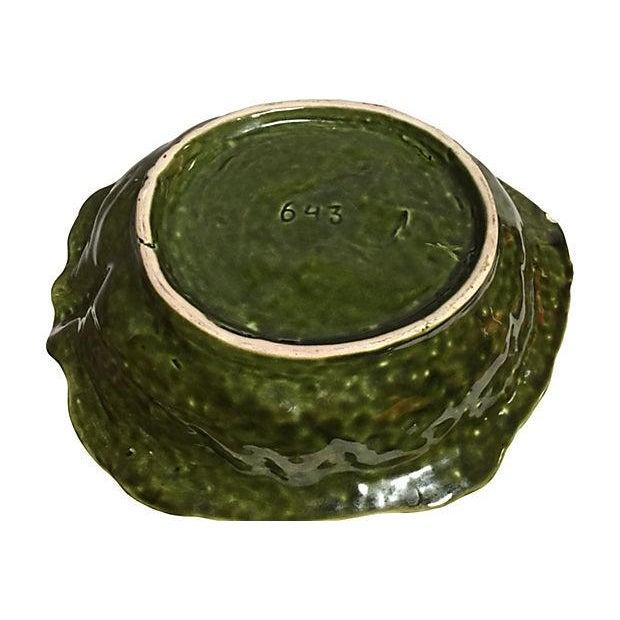 Cabbage Leaf Serving Bowl - Image 3 of 3