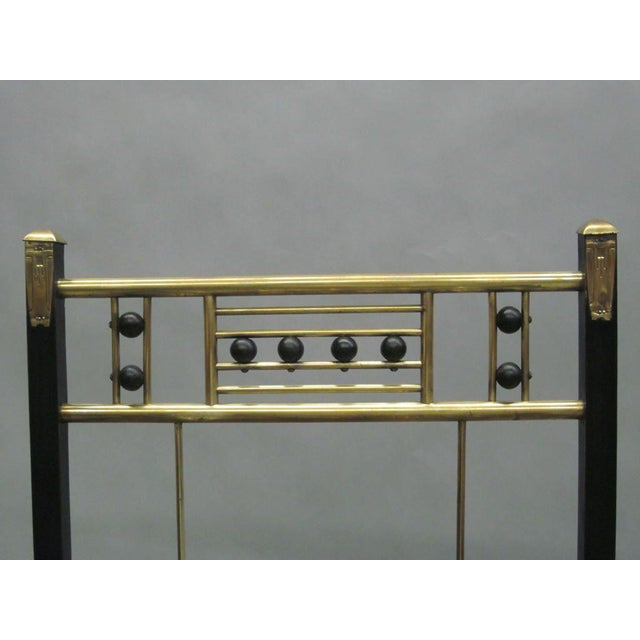Viennese Secession Etagere / Magazine Stand in the Style of Koloman Moser For Sale In New York - Image 6 of 10