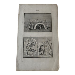 18th Century Print by Louis Philippe Boitard For Sale