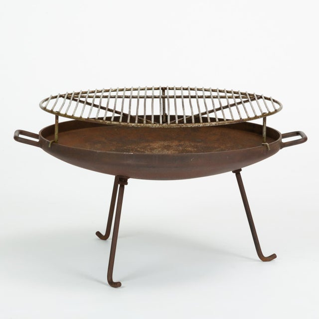 California Modern Barbecue or Brazier by Stan Hawk for Hawk House For Sale - Image 13 of 13