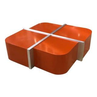 Cinnabar Coffee Table by Flair Home For Sale