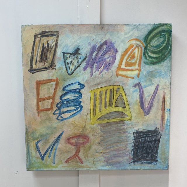 Custom Abstract Acrylic Artwork For Sale In Houston - Image 6 of 6