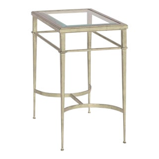 Modern Madeleine Rectangular Side Table For Sale