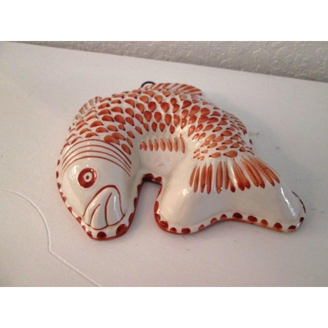 Vintage Italian Bassano Fish Mold - Image 3 of 8