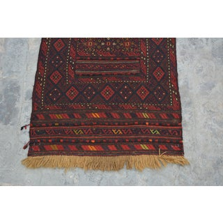 "Afghan Soumak Kilim Runner Rug-2'3'X9'7"" Preview"