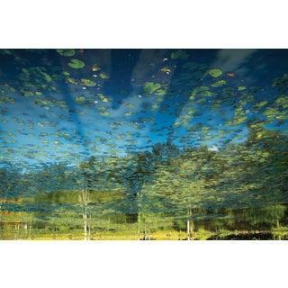 """""""Reflection 32"""" Landscape Color Photograph For Sale"""