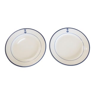 1950s Shenango Plates - a Pair For Sale
