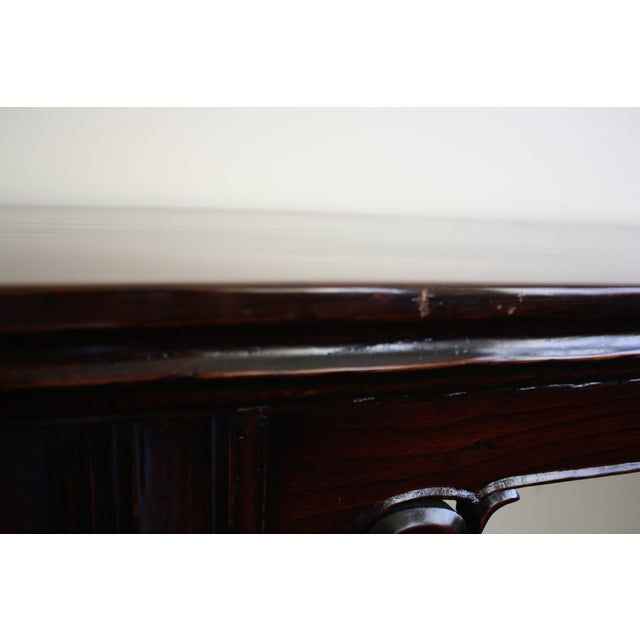 McGuire Asian Antiquity Long Altar Table - Image 6 of 7