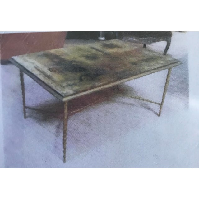 Maison Bagues Bronze Coffee Table - Image 3 of 8
