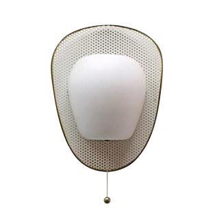 White French Wall Light