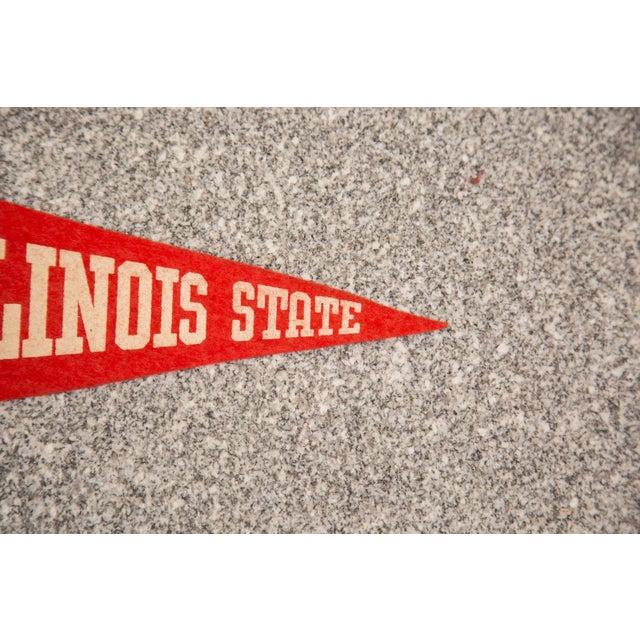 Illinois State Felt Flag - Image 3 of 3