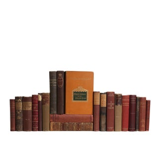Antique British History - Set of Twenty Decorative Books