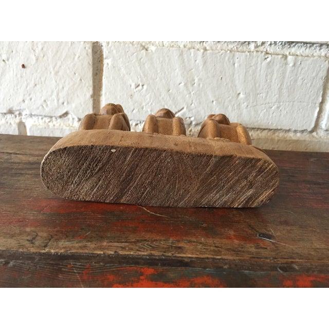 No See, Hear, Speak Evil Monkeys Carving - Image 7 of 7