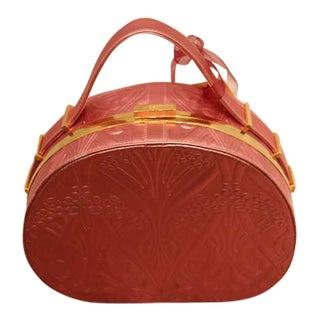 Leather Liberty Handbag For Sale