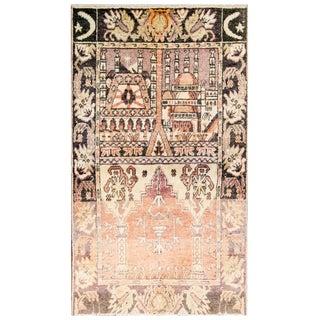 Mid-20th Century Samarghand Prayer Rug For Sale