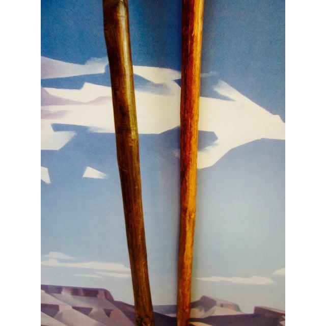 Vintage Wooden Arrows Wall Art Decor - Image 7 of 9