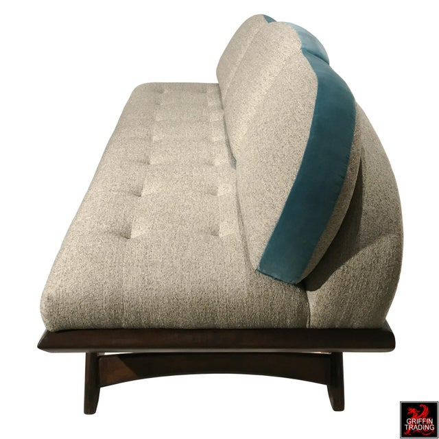 Mid-Century Modern Adrian Pearsall Sofa by Craft Associates For Sale - Image 3 of 13