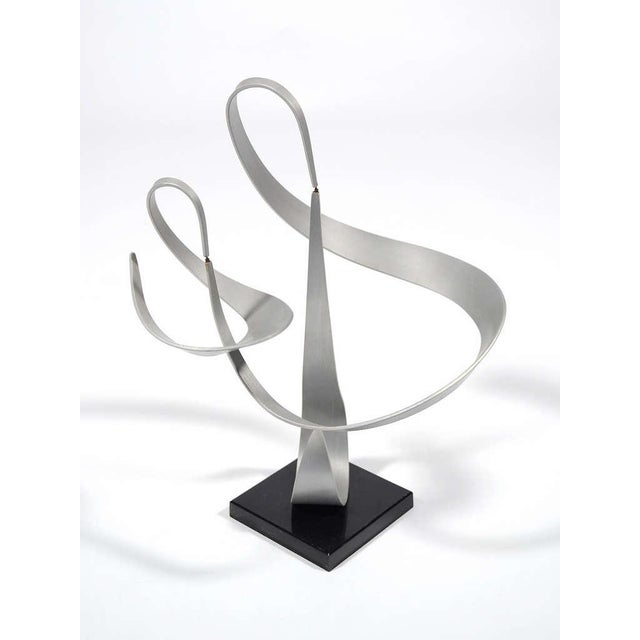 Kinetic Abstract Sculpture by John Anderson - Image 9 of 11
