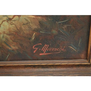1920's Painting Signed G. Moreschi Preview