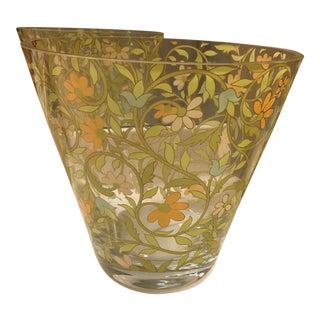 Rosenthal Floral Motif Ice Bucket