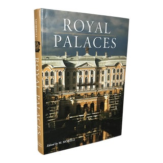 "2006 ""Royal Palaces"" First Edition Art/Architecture Book For Sale"