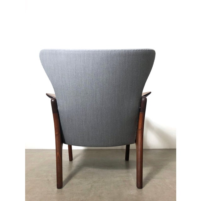 Pair of lounge chairs, model 2291-C, designed by Adrian Pearsall for Craft Associates USA, circa 1960's. Listing and price...