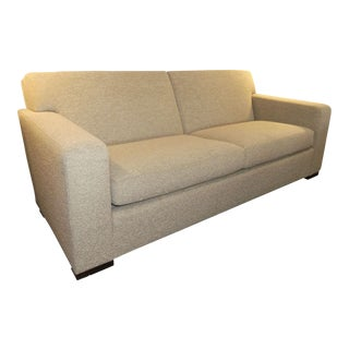 Donghia Contemporary Track Arm Sofa For Sale