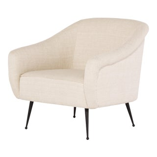 Lucie Occasional Chair In Sand For Sale