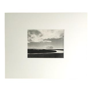 "1970s ""Skeidarsander"" Icelandic Landscape Photograph by Fred Picker For Sale"