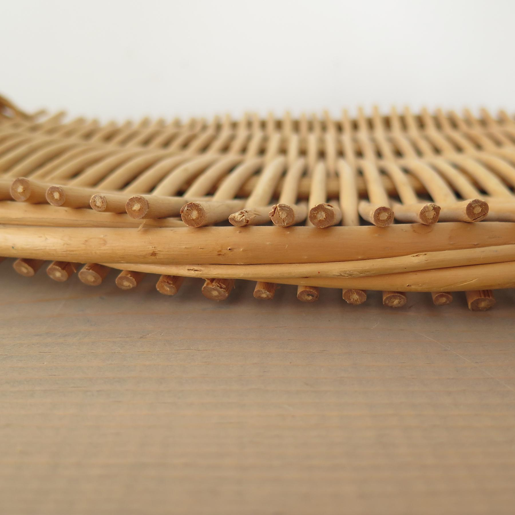 Oval Rattan Tray   Image 4 Of 7